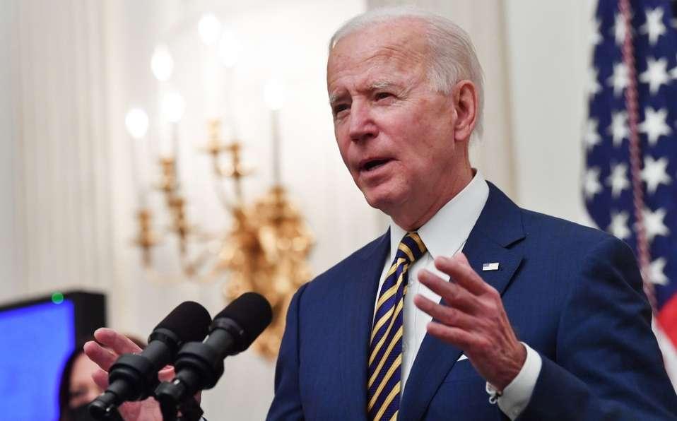 Más de 600 mil muertos prevé Biden para EU