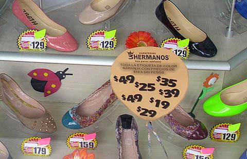 2e7f1a9239597 Suspende Profeco ventas en 12 zapaterías de 213 que se verificaron en el  país