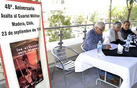 Presentarán el libro Una Alborada para Miguel de José Gerardo Alvarado de la Cruz