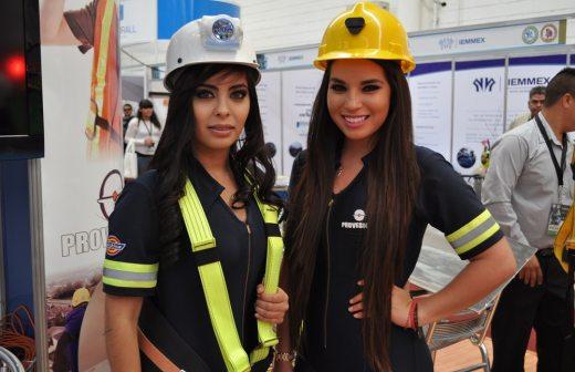 El atractivo visual en la Exposición Minera