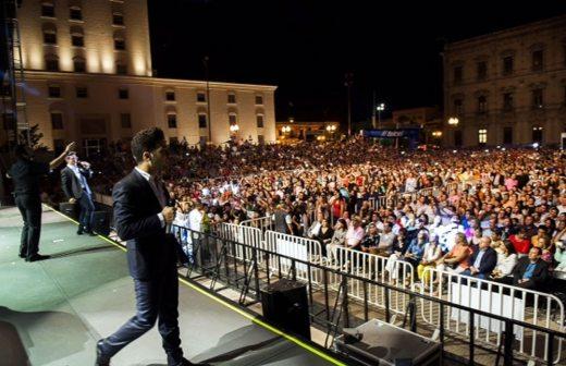 Arranque del Fich rompe récord de asistencias con presentación de Il Volo