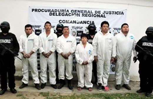en el asesinato de Gregorio Jiménez trabajaba para Los Zetas