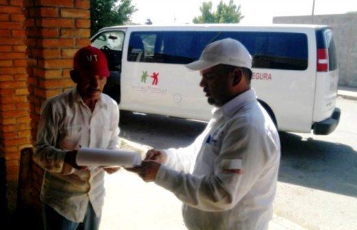 Acuden Brigadas Del Seguro Popular A Renovar Pólizas En Las