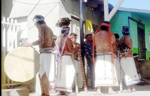Usan danza del Peyote como baile de curación entre Rarámuris