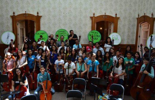 Invita el Sistema Musical Se'Wá a sus conciertos de fin de ciclo
