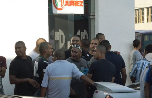 Corren a jefe de Academia de Policía de Juárez por acarrear cadetes al PRI
