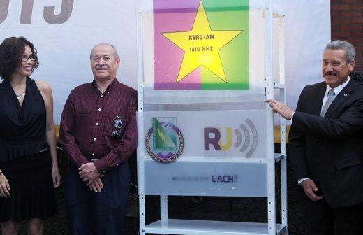 Cierra simbólicamente transmisiones de A.M. Radio Universidad