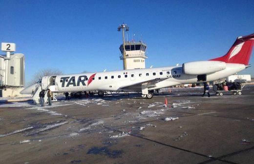 Reinician operaciones en el aeropuerto de ciudad ju rez for Puerta 6 aeropuerto ciudad mexico