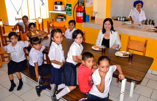 Entrega Dif De Delicias Dos Comedores Escolares En