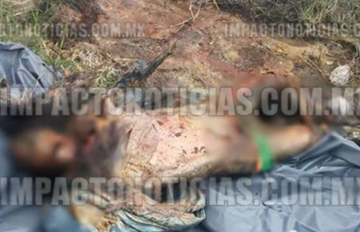 Hallan cuerpo acartonado de mujer en La Boquilla