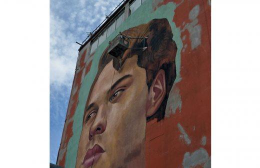 Develar Juan Gabriel Mural En Su Honor En Ciudad Ju Rez