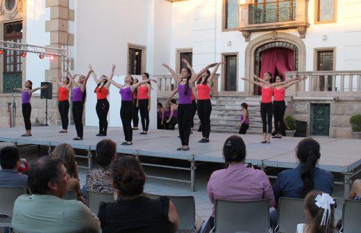 Se presenta danza de Aldama en Quinta Gameros