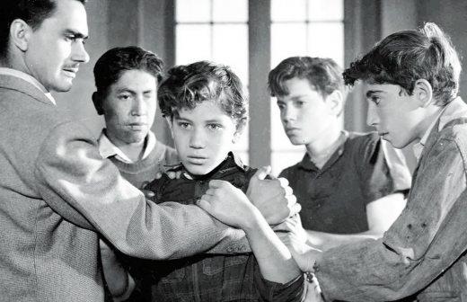 Los olvidados de Luis Buñuel, es patrimonio de la humanidad
