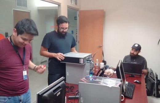 Instalan 50 licencias de software en Conalep Cuauhtémoc y primaria de Casas Grandes