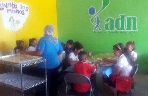 Avala DIF Municipal comedor de Primaria Benemérito de las Américas