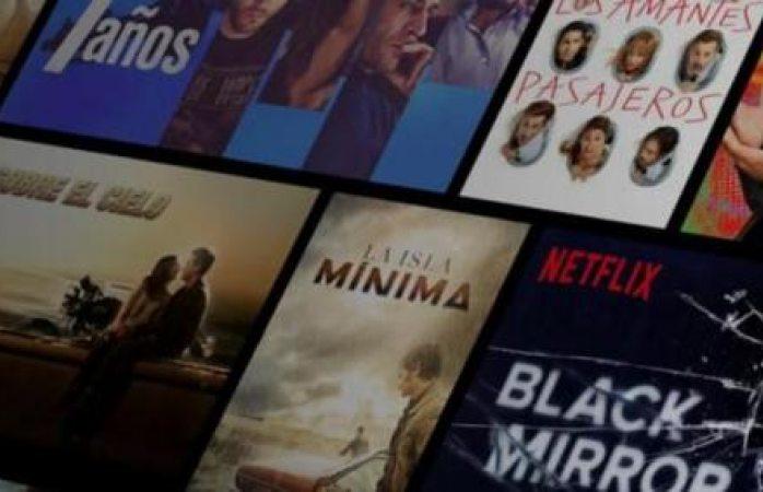 Netflix permite la descarga de contenidos para verlos sin conexión