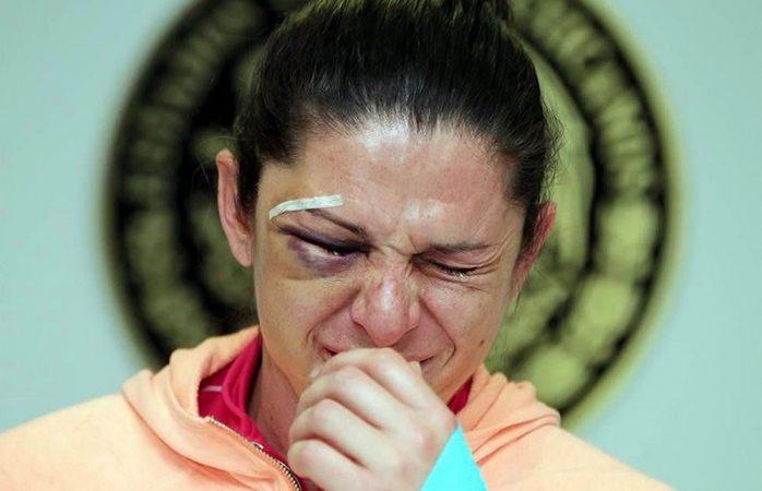 Ubican auto ligado con ataque a Ana Gabriela Guevara
