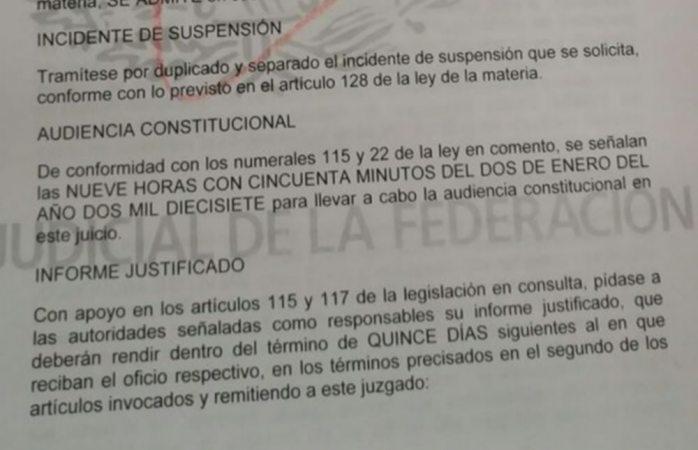 Ordena Juez reinstalar a ocho ex directores del Cobach