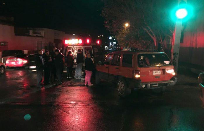 Denuncian que policía estatal chocó y trató de alterar la escena