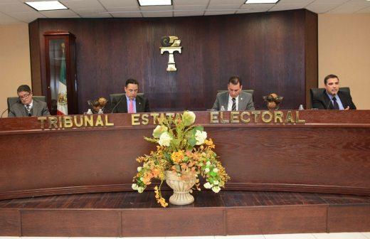 Celebran el TEE y TSJ el 99° aniversario de la Constitución de Querétaro