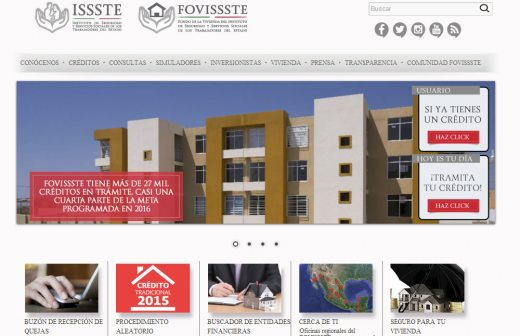Aprueba Cámara de Diputados segundo crédito de Fovissste