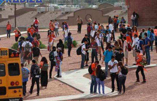 P nico en escuelas de el paso por hombre armado la opci n de chihuahua - La hora en el paso texas ...