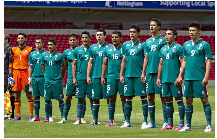 098feb8d82937 Completa la selección olímpica mexicana de fútbol para Río 2016