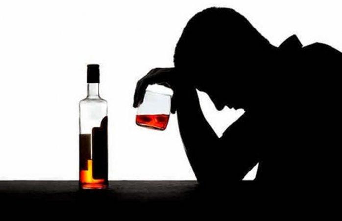 El alcoholismo de la consecuencia de la profiláctica