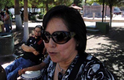 Decidirán panistas si soy candidata: Lucha Castro