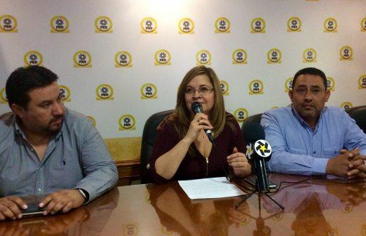 No declinará el PRD a favor de Corral; van con Beltrán del Río