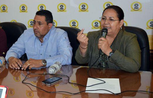 Jaime Beltrán del Río es el mejor candidato: PRD