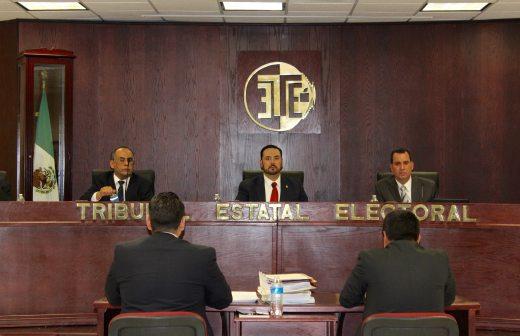 Confirma TEE candidatura de Javier Corral