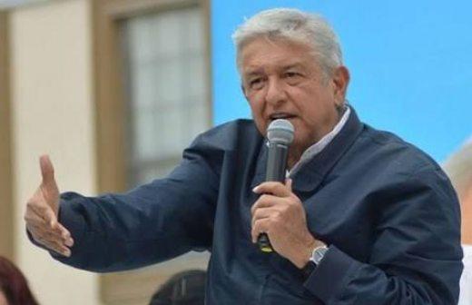 Acompañará López Obrador a candidatos de Morena en mitin