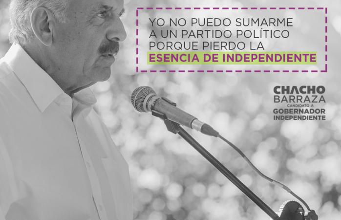 Ofrece José Luis Barraza a Javier Corral encabezar la Fiscalía Anticorrupción