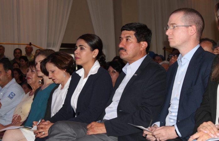 Asiste Ricardo Anaya a presentación del plan de gobierno de Corral