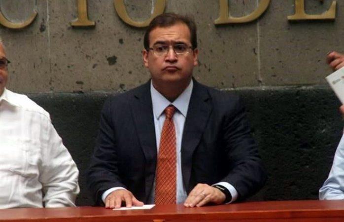 Entregan a Congreso informe de J. Duarte