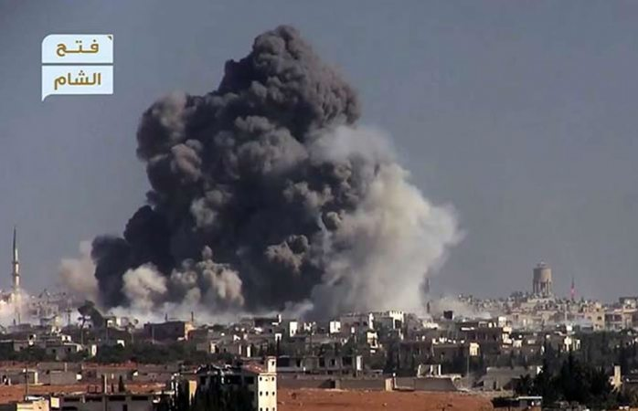 Atroz: una semana de ataques en Alepo con 250 muertos