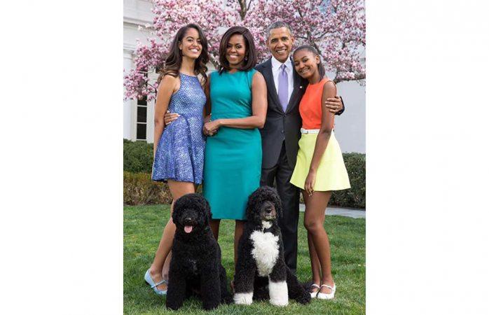 Salva Obama a su último pavo de Acción de Gracias