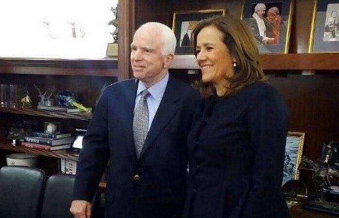 Otra McCain apoya las bodas gay Edición impresa EL