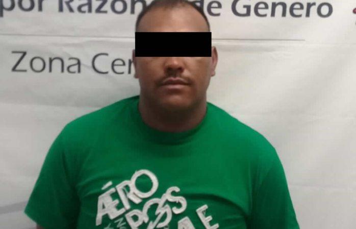 Cae presunto asesino de mujer hallada cerca de Pemex