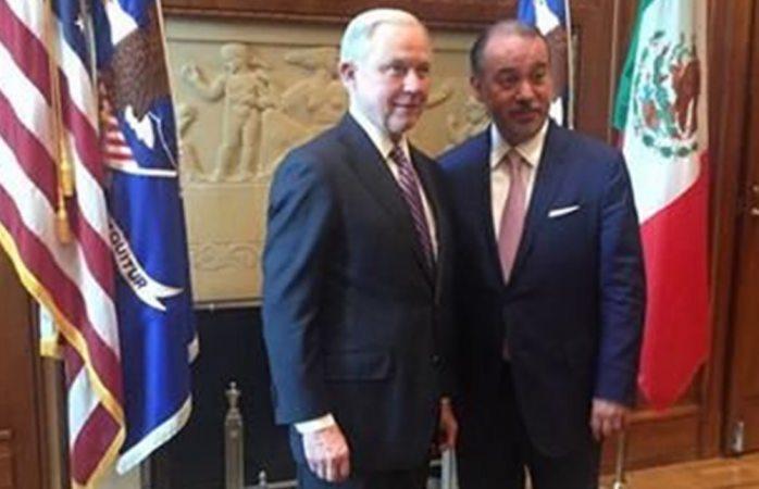 Cede México extradición de Yarrington a EU