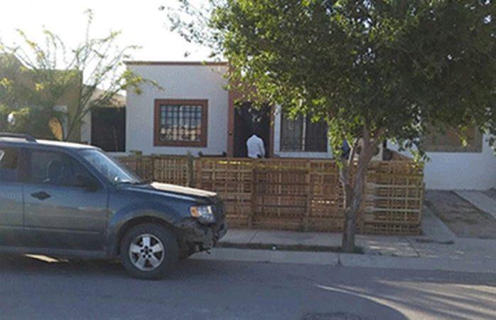 Lo asesinan a cuchilladas en casa de Ciudad Juárez