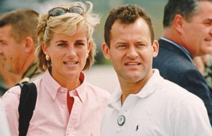 Príncipe Carlos fue amante del mayordomo de Lady Di