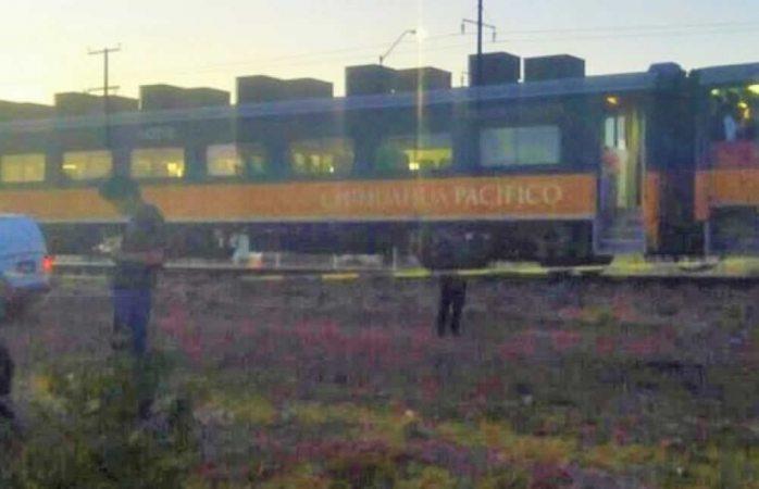 Dan a conocer características de mujer y niños arrollados por el tren