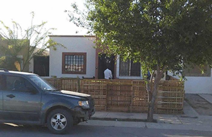 Lo asesinan a cuchilladas en su vivienda en Juárez