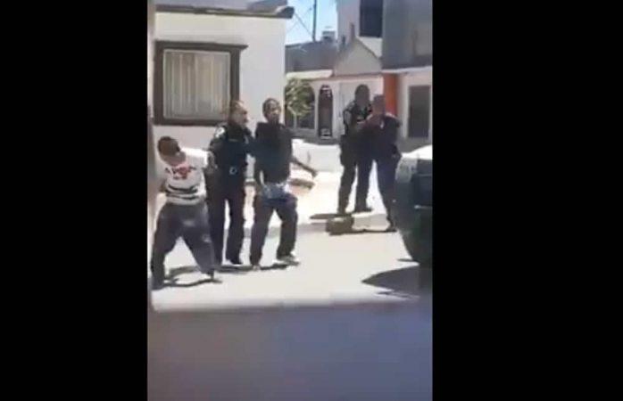 Analizarán actuación de policías en detención
