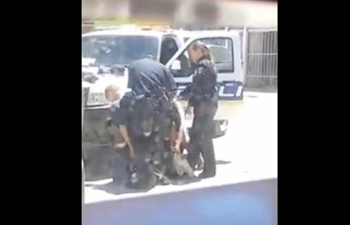 Polémica por detención policiaca en una colonia