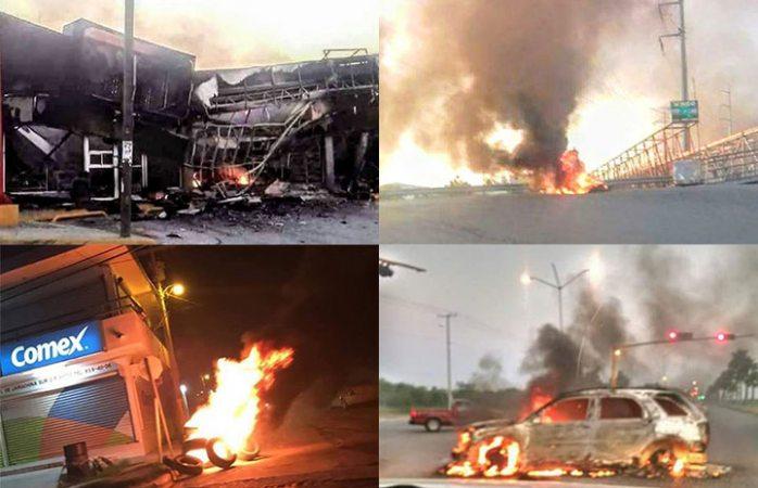 Se reporta situación violenta en Reynosa, caen 'El Toro' y 'Pancho' Carreón