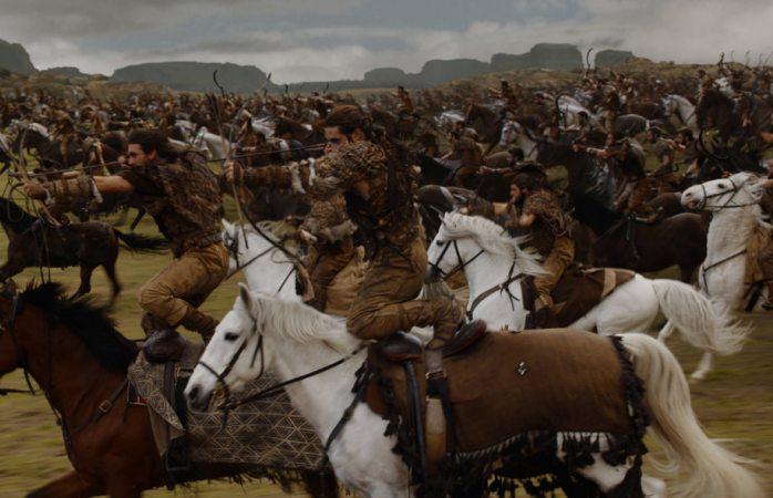 Las influencias del director del cuarto episodio de Game of Thrones