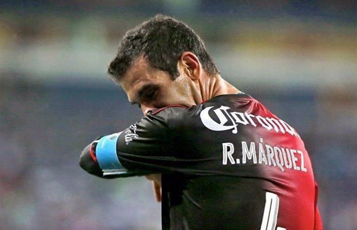 Rafa Márquez: Jugaré el partido más difícil de mi vida